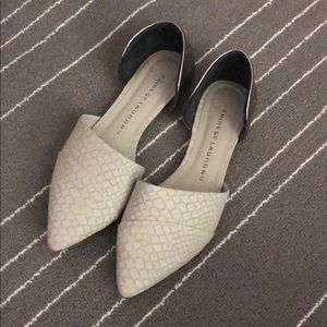 D'orsay Chinese Laundry flats